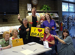 Glendale, AZ, We Love Brad